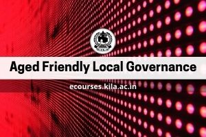 Aged Friendly Local Governance