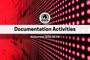 Documentation Activities