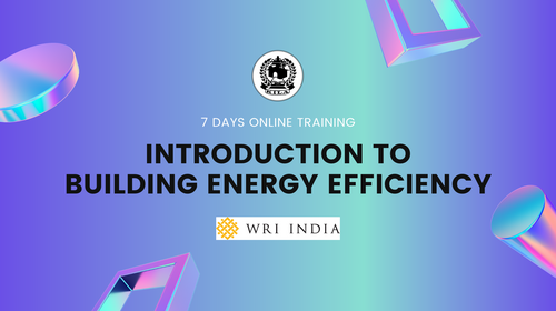 Introduction to Building Energy Efficiency